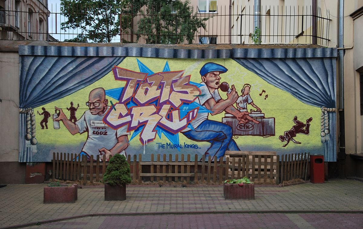 Tats cru wikipedia for Big pun mural bronx