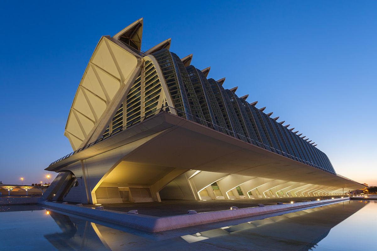 Museu De Les Ciències Príncipe Felipe Wikipedia