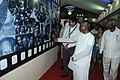 Music Maestro, Ilayaraja visiting an exhibition at the 46th International Film Festival of India (IFFI-2015), in Panaji, Goa on November 24, 2015.jpg
