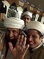Muslims wearing Emamah 1.jpg