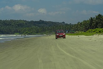 Muzhappilangad Beach - Muzhappilangad Beach