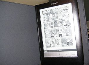 Sony Reader - Reader Touch Edition