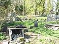 Mynwent St Gwenllwyfo Cemetery - geograph.org.uk - 734303.jpg