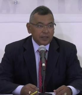 Néstor Reverol Venezuelan politician