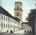 Nørregade in the 19th century.png