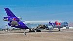 """N304FE Federal Express (FedEx) 1978 McDonnell Douglas MD-10-30F c-n 46992 - 257 """"Claire"""" (26819648304).jpg"""
