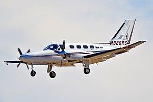 Cessna 441 Conquest II - WikiVisually