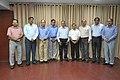 NCSM Dignitaries - Ganga Singh Rautela Retirement Function - NCSM - Kolkata 2016-02-29 1734.JPG