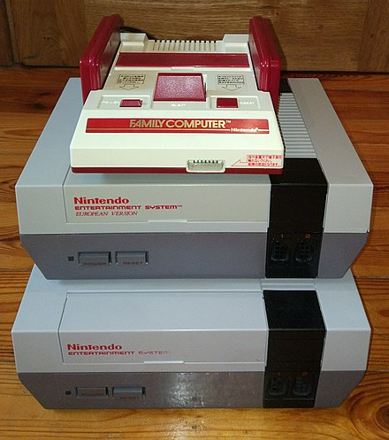 Nintendo Entertainment System Wikiwand