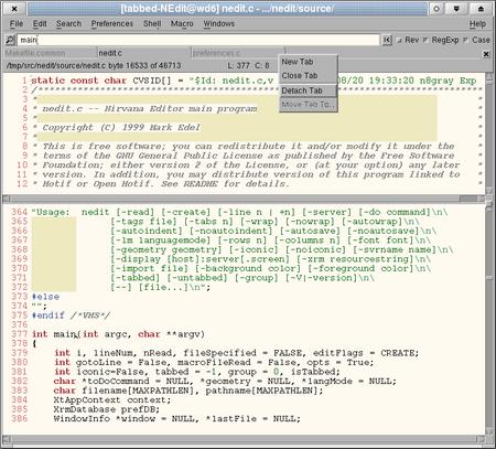 NEdit-screenshot.png