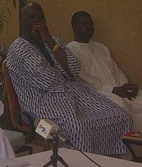 N J. D. Danadji à N'Djamena, Tchad, 7 août 2016 (cropped).jpg