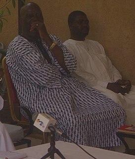 Djimrangar Dadnadji Chadian politician