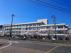 Nagaoka Chuetsu High School 2019,04.jpg