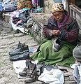 Namche Bazaar-60-Schusterin-2007-gje.jpg