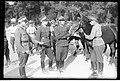 Narcyz Witczak-Witaczyński - Podział i przekazywanie koni 1 Pułku Strzelców Konnych (107-909-8).jpg