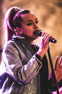 Natalia Nykiel Polish singer