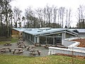 National Trust Visitor Centre, Castle Drogo - geograph.org.uk - 1764925.jpg