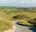 National Trust road beside Godrevy Towans - geograph.org.uk - 1545253.jpg