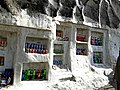 Natural refrigerator in glacier wall.jpg