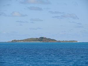 Necker Island (British Virgin Islands) - Image: Necker Island, BVI