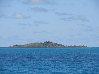 Necker Island (British Virgin Islands) island in the British Virgin Islands