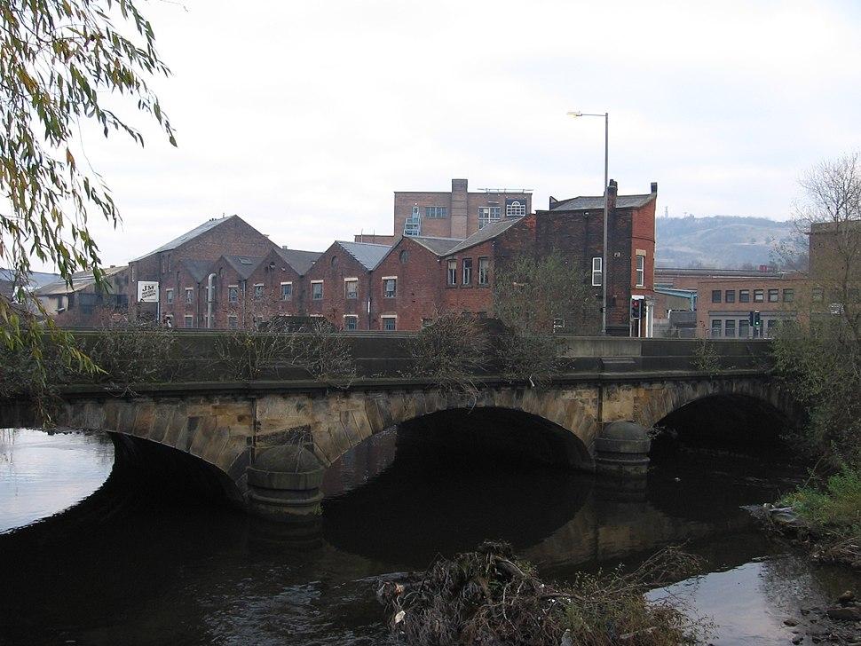 Neepsend - Rutland Road Bridge