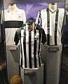 Neftçi PFK historical kits.jpg