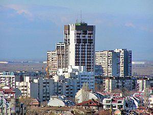 Izgled ot Plovdiv