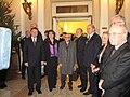 Nekropola play by Boris Pahor in Teatro Giuseppe Verdi (Trieste).jpg