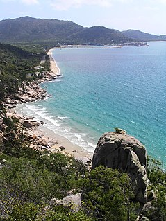 Nelly Bay, Queensland Suburb of Magnetic Island, Queensland, Australia