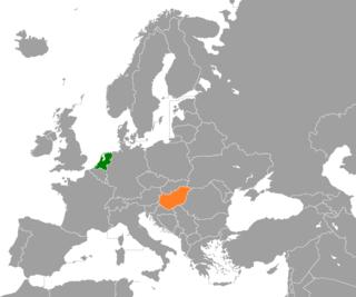 Hungary–Netherlands relations