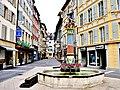 Neuchatel. Une fontaine dans la ville.jpg