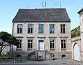 Neuruppin August-Bebel-Straße 1 Wohnhaus mit zwei Wirtschaftsgebäuden.JPG