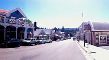 Nevada City ê kéng-sek