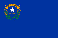 Nevada state flag.png
