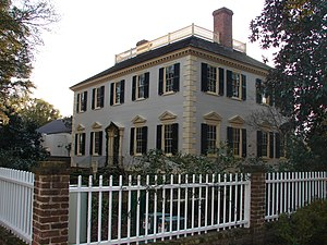 New Bern, North Carolina - John Wright Stanly House (1780s) in New Bern