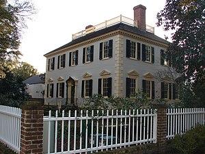 New Bern, North Carolina - John Wright Stanly House (1780s) in New Bern