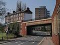 New Bridge Street crossing Frog Street - geograph.org.uk - 782899.jpg