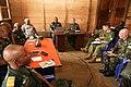 New MONUSCO Force Commander undertakes maiden operational visit to Beni, Nord-Kivu. 4 Feb 2020 37.jpg
