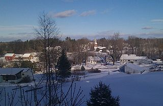 New Sharon, Maine Town in Maine, United States