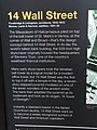New York City 09 - 14 Wall Street plaque.jpg