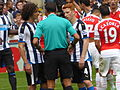 Newcastle United vs Arsenal, 29 August 2015 (19).JPG