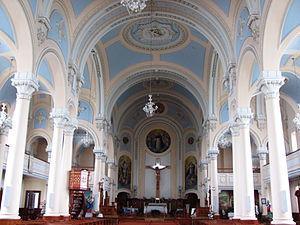 Chandler, Quebec - Image: Newport Church 2