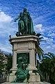 Nice - Place Général Leclerc - Statue of Masséna.jpg