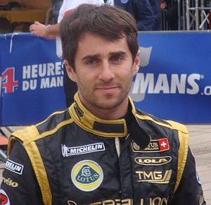 Nico Prost - Prost at the 2012 24 Hours of Le Mans