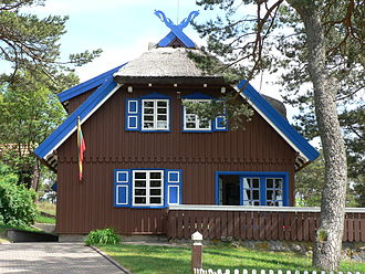 Curonian Spit - Thomas Mann's summer home