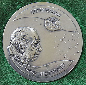 Niels Bohr Institute - Niels Bohr Institute Medal-A