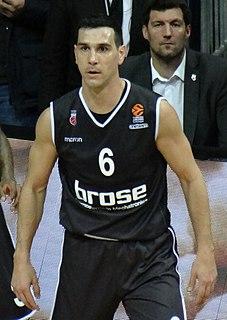 Nikos Zisis Greek basketball player