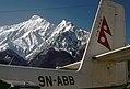 Nilgiri Peak viewed from Jomsom airfield.jpg