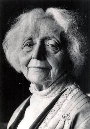 Nina Grieg - Grieg in about 1934
